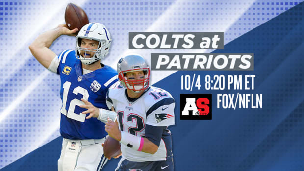 Thursday Night Football: Indianapolis Colts vs. New England Patriots Prediction and Preview