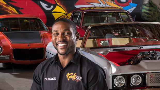 Patrick Peterson's Car Collection