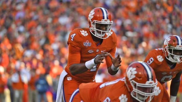 Deshaun Watson will go high in the 2017 NFL Draft