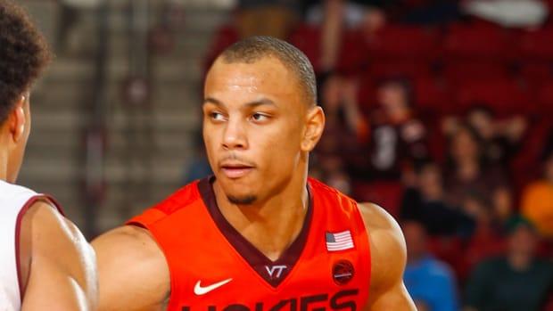 Virginia Tech Basketball: Justin Robinson