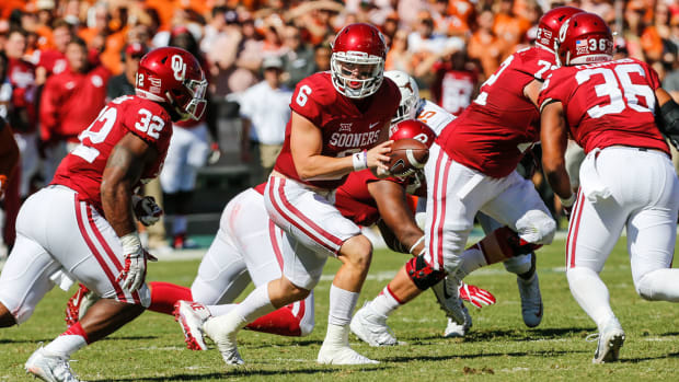 College Football Podcast: Baker Mayfield