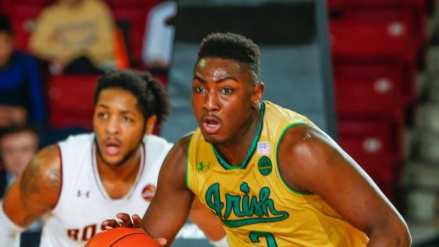 Notre Dame Basketball: T.J. Gibbs