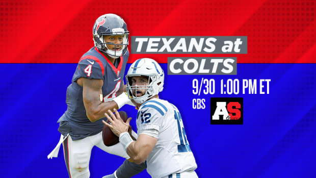 Houston Texans vs. Indianapolis Colts Prediction and Preview