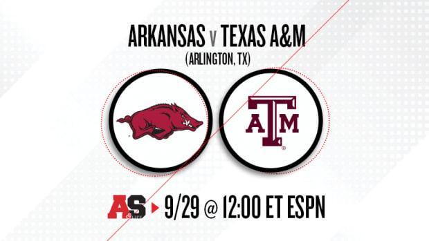 Arkansas Razorbacks vs. Texas A&M Aggies Preview and Prediction