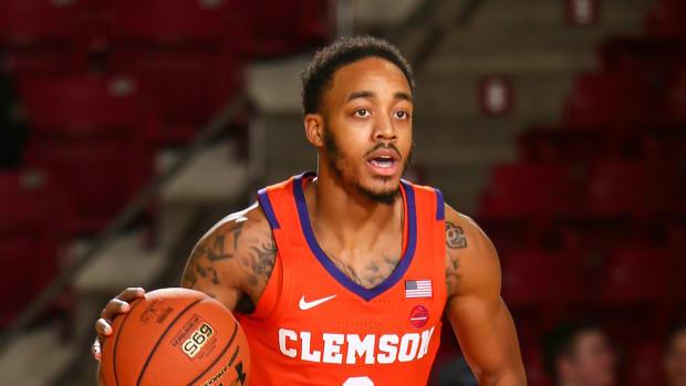 Clemson Basketball: Marcquise Reed