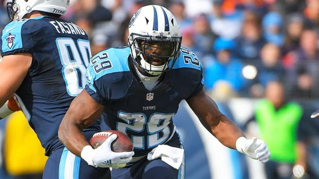 DraftKings and FanDuel Best Lineups for Week 12: DeMarco Murray