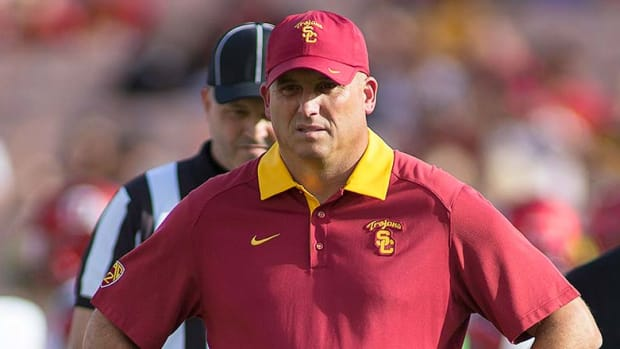 Clay Helton College Football