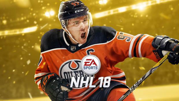 Connor McDavid NHL 18