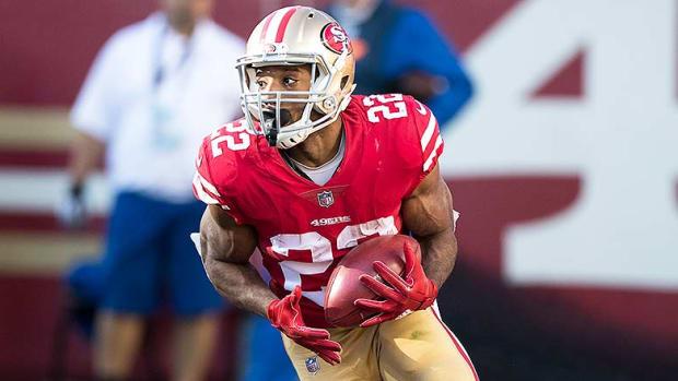 NFL Injury Report: Matt Breida