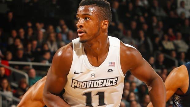Providence Basketball: Alpha Diallo
