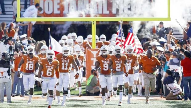 Texas Longhorns College Football