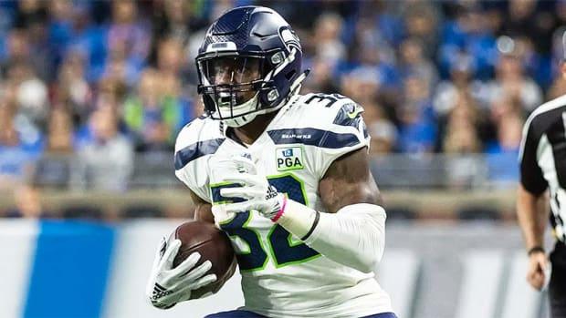 NFL Injury Report: Chris Carson