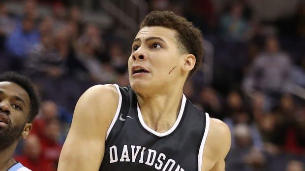 Davidson Basketball: Kellan Grady