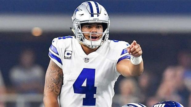 Dallas Cowboys Schedule 2021