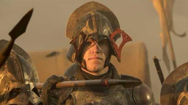 Noah Syndergaard on HBO's Game of Thrones