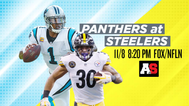 Thursday Night Football: Carolina Panthers vs. Pittsburgh Steelers Prediction and Preview