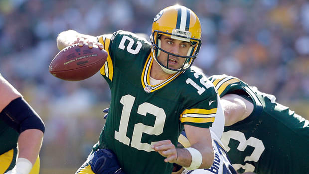 Thursday Night Football: Packers Aaron Rodgers