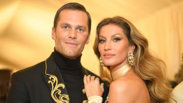 Tom Brady's Wife Gisele Bundchen