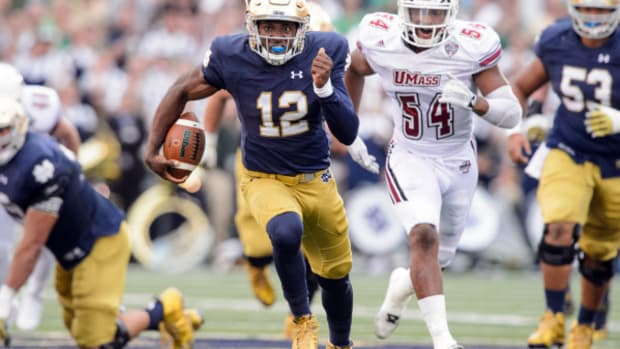 5 Things That Must Happen for Notre Dame to Make the College Football Playoff