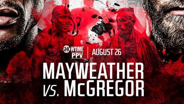 Mayweather vs McGregor date, odds
