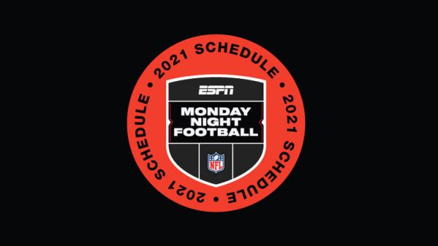 NFL Monday Night Football Schedule 2021