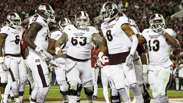 Mississippi State Bulldogs College Football