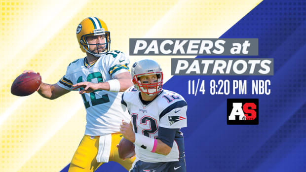 Sunday Night Football: Green Bay Packers vs. New England Patriots Prediction and Preview