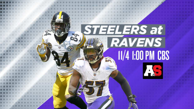 Pittsburgh Steelers vs. Baltimore Ravens Prediction and Preview