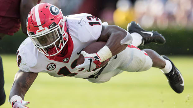 College Football Picks: Predicting Final Scores for Every Game in Week 10