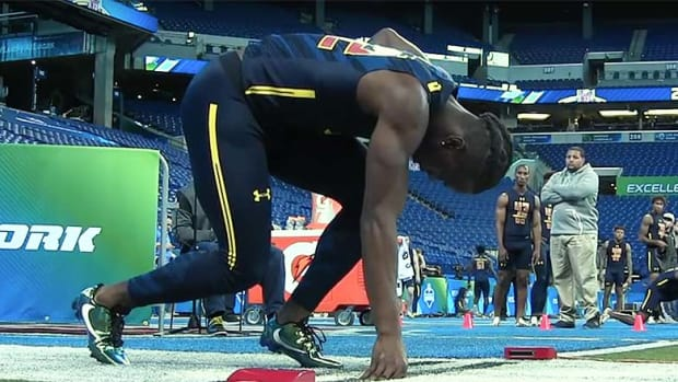 NFL Scouting Combine Records by Drill