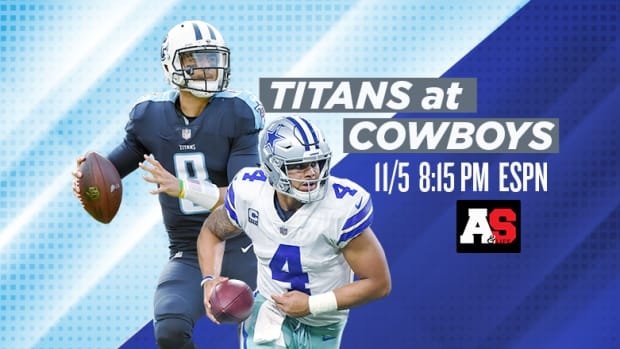 Monday Night Football: Tennessee Titans vs. Dallas Cowboys Prediction and Preview