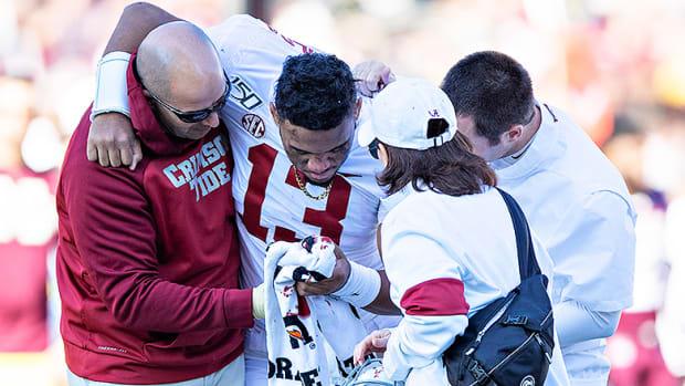 5 College Football Injuries That Derailed Their Team's Season
