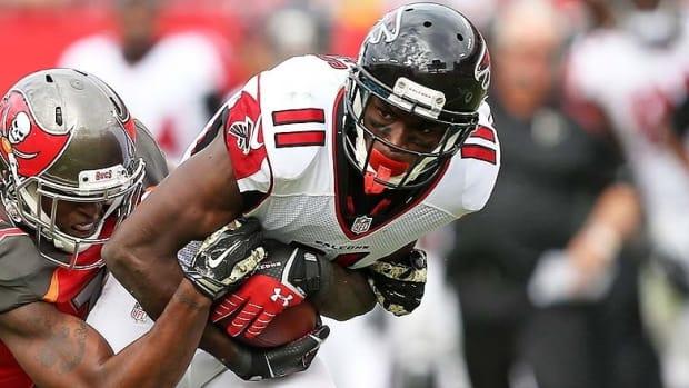 Atlanta Falcons Julio Jones