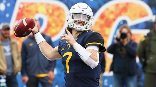 Will Grier College Football