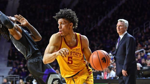 Iowa State Basketball: Lindell Wigginton
