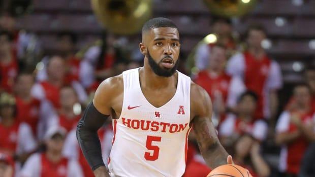 Houston Basketball: Corey Davis Jr.