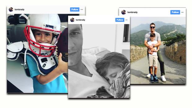 Tom Brady's Kids