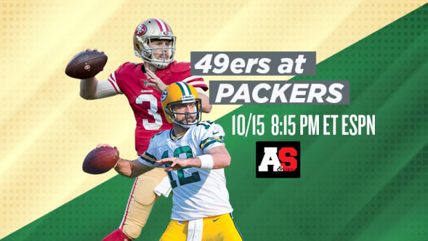Monday Night Football: San Francisco 49ers vs. Green Bay Packers Prediction and Preview