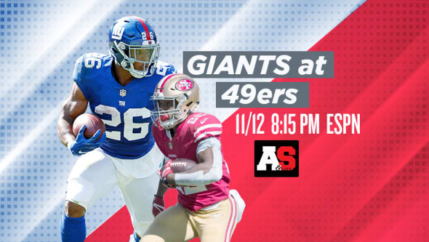 Monday Night Football: New York Giants vs. San Francisco 49ers Prediction and Preview