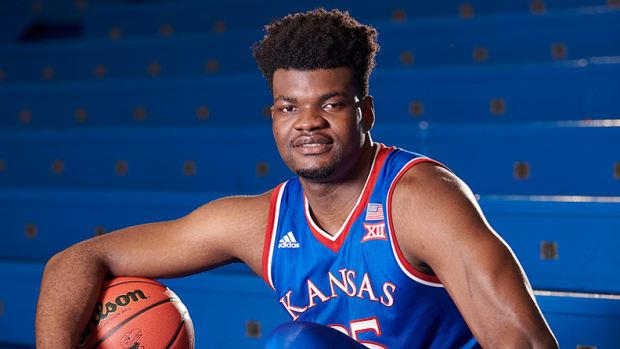 Kansas Basketball: Udoka Azubuike