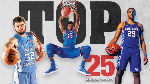 College Basketball Top 25 for 2018-19