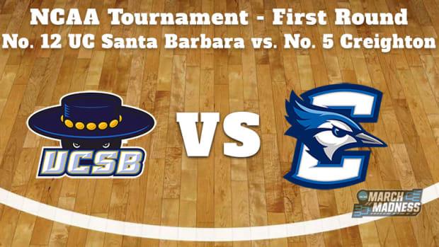 UC Santa Barbara Gauchos vs. Creighton Bluejays Prediction: NCAA Tournament First Round Preview