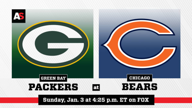 Green Bay Packers vs. Chicago Bears Prediction and Preview