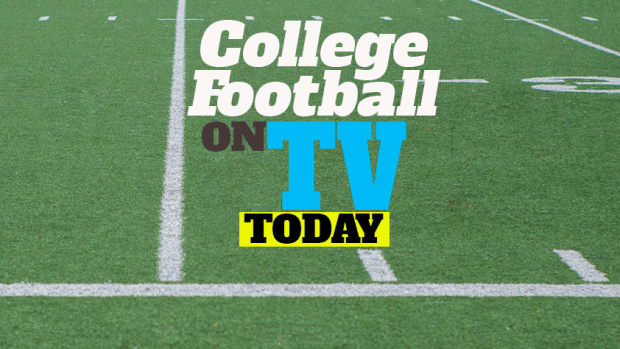 College Football Games on TV Today (Friday, Nov. 13)