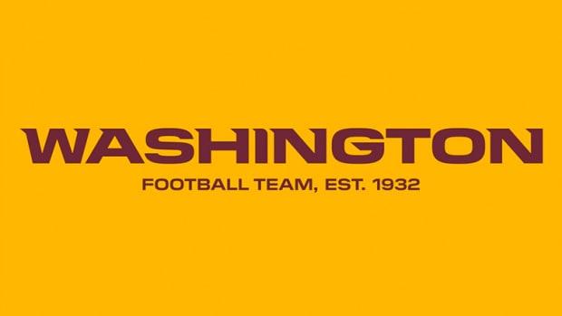 Washington Football Team Depth Chart