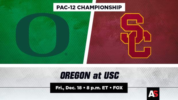 Pac-12 Championship Prediction and Preview: Oregon vs. USC