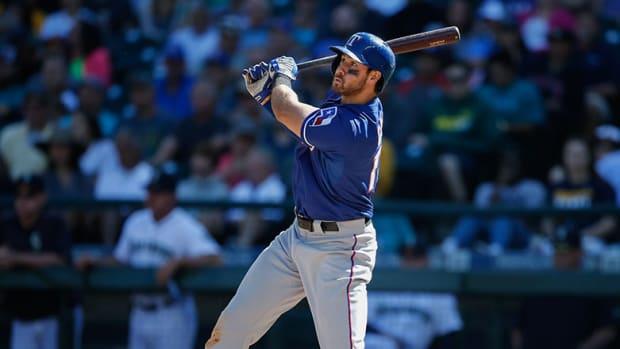 Texas Rangers: Joey Gallo