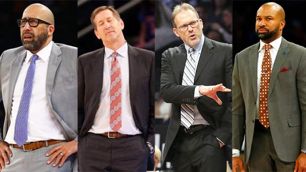 New York Knicks: Ranking Every Head Coach of the Past 25 Years