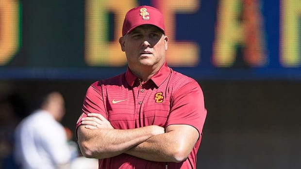 Seven-Step Drop: Clay Helton's Future, Florida State's Opening Lead off the 2019 Coaching Hot Seat Guide