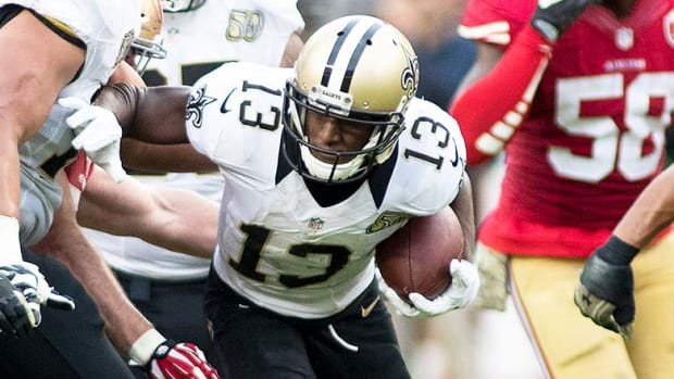 NFL Injury Report: Michael Thomas